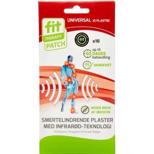 Køb FIT Smerteplaster universal 10 stk. online hos apotekeren.dk