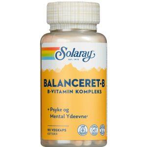 Køb Solaray Balanceret-B 90 stk. online hos apotekeren.dk