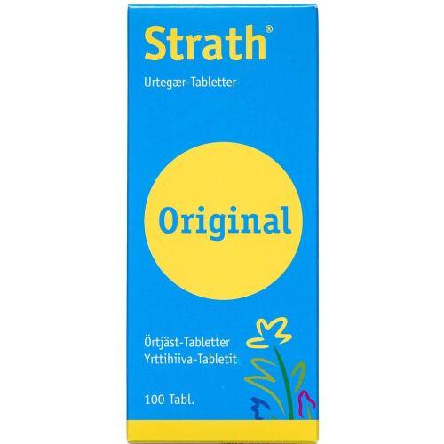 Køb Strath tabletter 100 stk. online hos apotekeren.dk