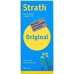 Køb Strath Urtegær eleksir 500 ml online hos apotekeren.dk
