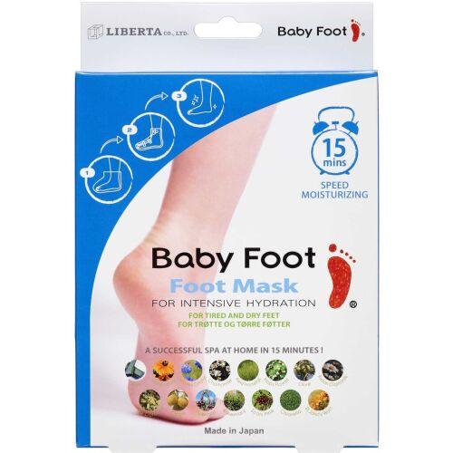 Køb Baby Foot fugtmaske 1 par online hos apotekeren.dk