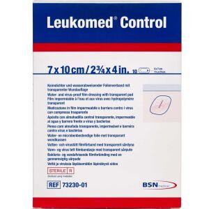 Køb Leukomed Control 7 x 10 cm forbinding 10 stk. online hos apotekeren.dk
