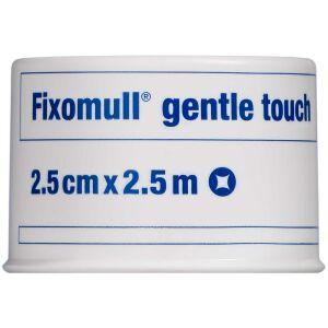 Køb Fixomull Gentle Touch 2,5 x 2,5 cm tape 1 stk. online hos apotekeren.dk