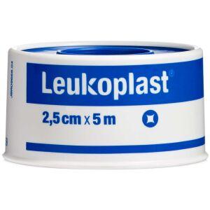 Køb Leukoplast Vandfast 2,5 cm x 5 m 1 stk. online hos apotekeren.dk