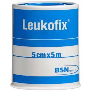 Køb Leukofix 5 cm x 5 m 1 stk. online hos apotekeren.dk