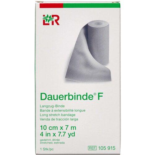 Køb Dauerbind F Lohmann 10 cm x 7 m 1 stk. online hos apotekeren.dk
