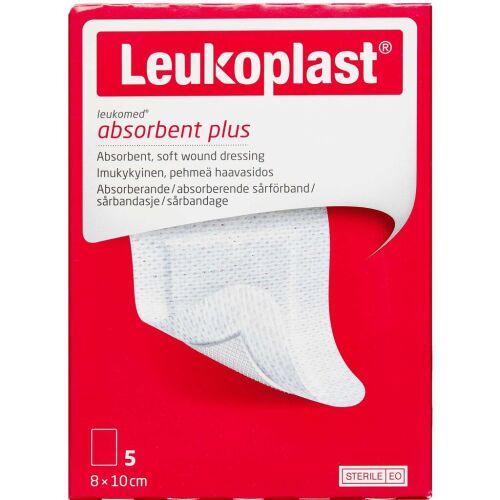 Køb Leukoplast Leukomed 8 cm x 10 cm 5 stk. online hos apotekeren.dk