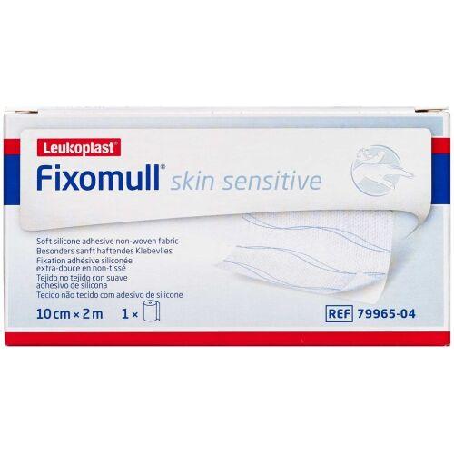Køb Fixomull Skin Sensitive 10 cm x 2 m 1 stk. online hos apotekeren.dk