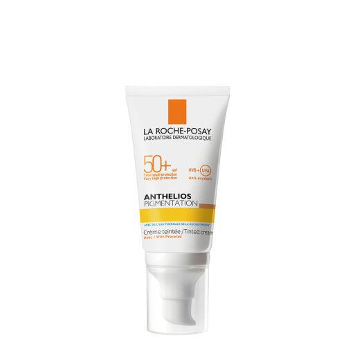 Køb La Roche-posay Anthelios Pigmentation SPF50+ 50 ml online hos apotekeren.dk