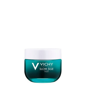 Køb Vichy Slow Age natcreme booster cellefornyelsen 50 ml online hos apotekeren.dk