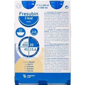 Køb Fresubin 2 kcal drink Asparges 4 x 200 ml online hos apotekeren.dk