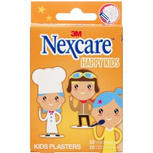 Køb Nexcare Happy Kids Professions ass. 20 stk. online hos apotekeren.dk