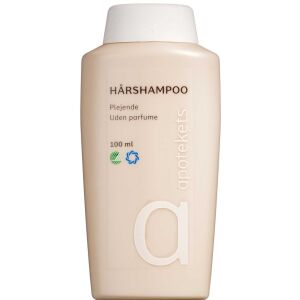 Køb Apotekets hårshampoo beige 100 ml online hos apotekeren.dk