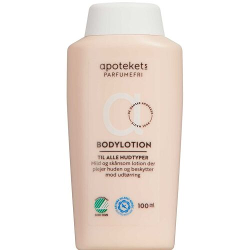 Køb Apotekts Bodylotion beige 100 ml online hos apotekeren.dk
