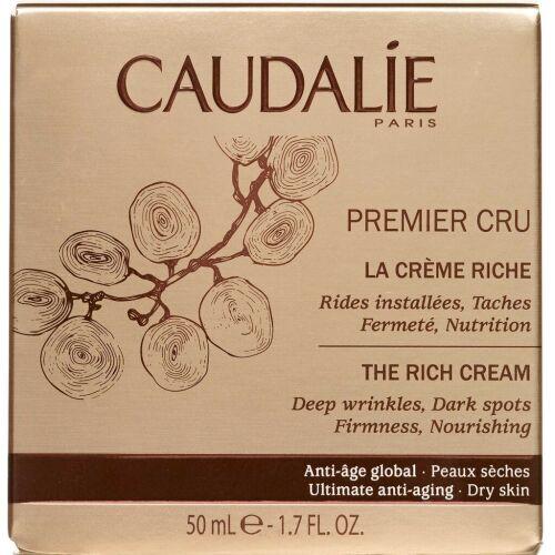 Køb Caudalie Premier CRU the cream riche 50 ml online hos apotekeren.dk