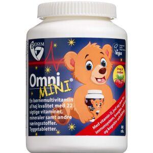 Køb OmniMINI Multivitamin 80 stk. online hos apotekeren.dk