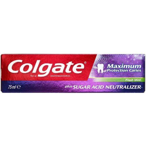 Køb Colgate Maximum Protection tandpasta 75 ml online hos apotekeren.dk