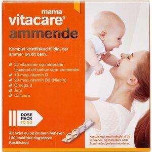 Køb Vitacare Ammende 30 dagsdoser online hos apotekeren.dk