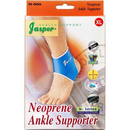 Køb Jasper Neopren ankelbandage x-large 1 stk. online hos apotekeren.dk