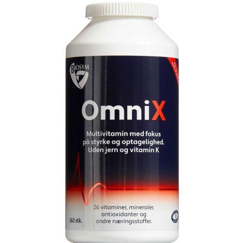 Køb OmniX tabletter 360 stk. online hos apotekeren.dk