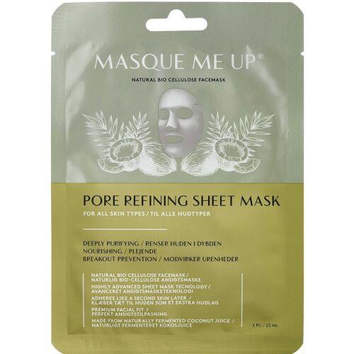 Køb Masque Me Up Bio Cellulose Pore Refining face mask online hos apotekeren.dk