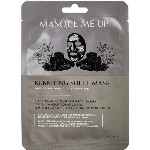 Køb Masque Me Up Bubble Mask Black 1 stk. online hos apotekeren.dk