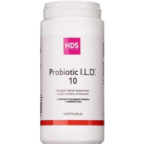 Køb NDS Probiotic I.L.D pulver 200 g online hos apotekeren.dk