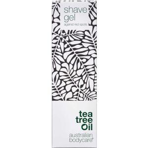 Køb Australian Shave Gel Men 200 ml online hos apotekeren.dk