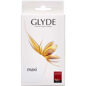 Køb Glyde Maxi kondom 10 stk. online hos apotekeren.dk
