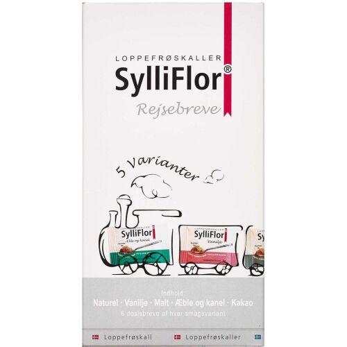 Køb Sylliflor rejsebreve 30 x 6 g online hos apotekeren.dk