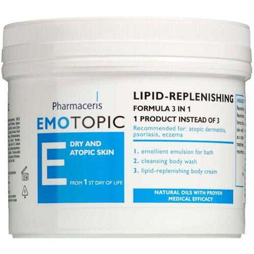 Køb Pharmaceris E Emotic Lipid 500 ml online hos apotekeren.dk