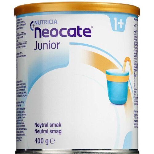 Køb Neocate® Junior neutral smag 400 g online hos apotekeren.dk