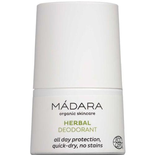 Køb Madara Herbal Deodorant 50 ml online hos apotekeren.dk
