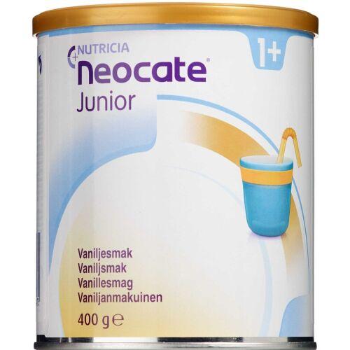 Køb Neocate® Junior vanille smag 400 g online hos apotekeren.dk