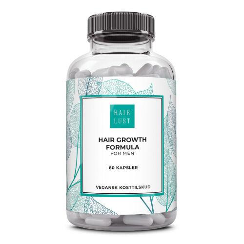 Køb HairLust for men kapsler 60 stk. online hos apotekeren.dk