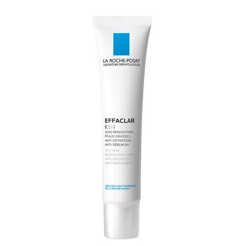 Køb La Roche-Posay Effaclar K+ creme 30 ml online hos apotekeren.dk