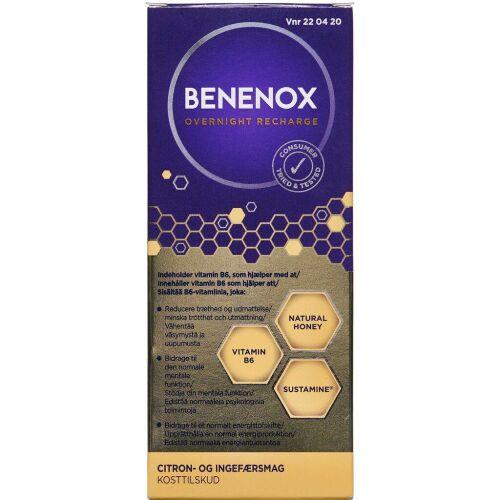 Køb Benenox med citron og ingefær 135 ml online hos apotekeren.dk