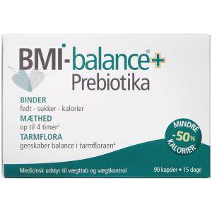 Køb BMI-Balance+Prebiotika 90 stk. online hos apotekeren.dk