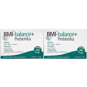 Køb BMI-Balance+Prebiotika 180 stk. online hos apotekeren.dk