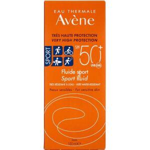 Køb Avène Sport Fluid SPF50+ 100 ml online hos apotekeren.dk