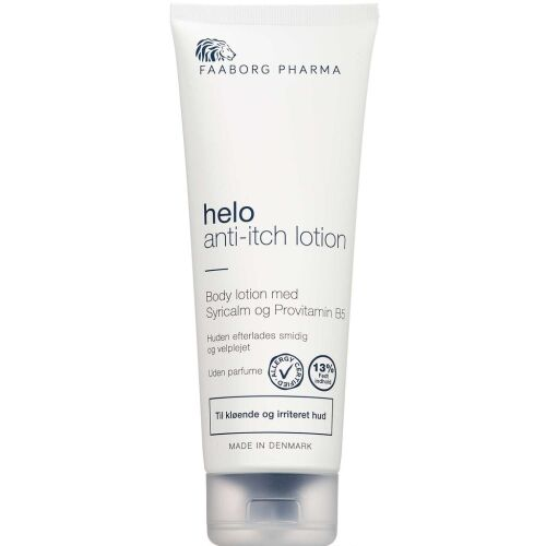 Køb Faaborg helo anti-itch lotion 250 ml online hos apotekeren.dk