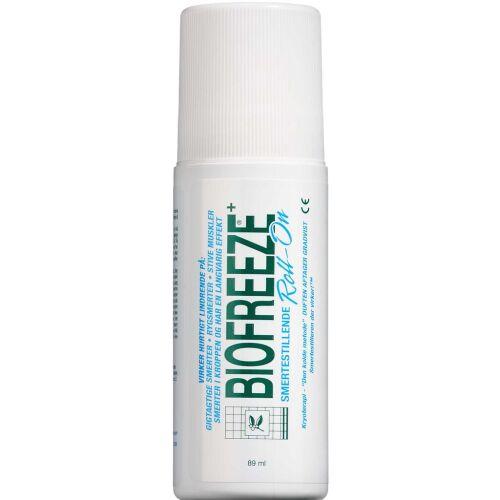 Køb Biofreeze kølende gel roll-on 89 ml online hos apotekeren.dk