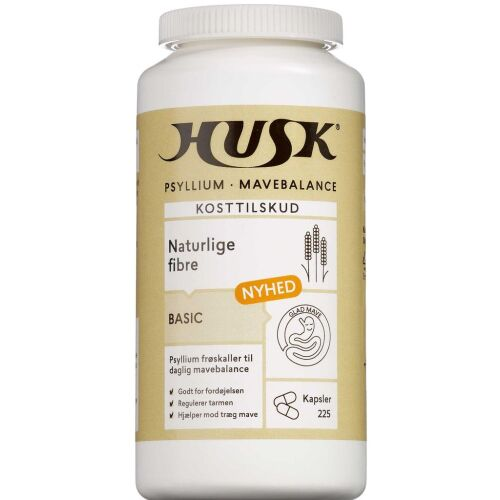Køb Husk Psyllium Mavebalance 225 stk. online hos apotekeren.dk