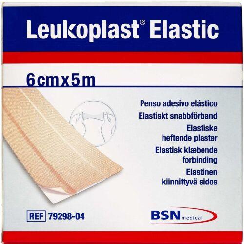 Køb Leukoplast Elastik 6 cm x 5 m 1 stk. online hos apotekeren.dk