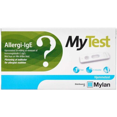 Køb MyTest Allergi 1 stk. online hos apotekeren.dk