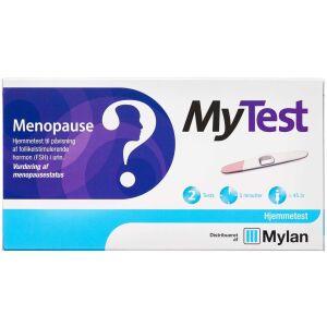 Køb MyTest Menopause 2 stk. online hos apotekeren.dk