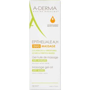 Køb A-DERMA Epitheliale A.H Duo Massage gel-olie 100 ml online hos apotekeren.dk
