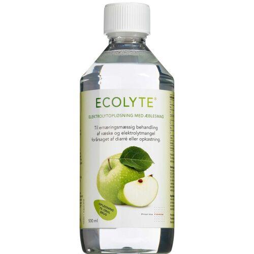 Køb Ecolyte æblesmag 500 ml online hos apotekeren.dk