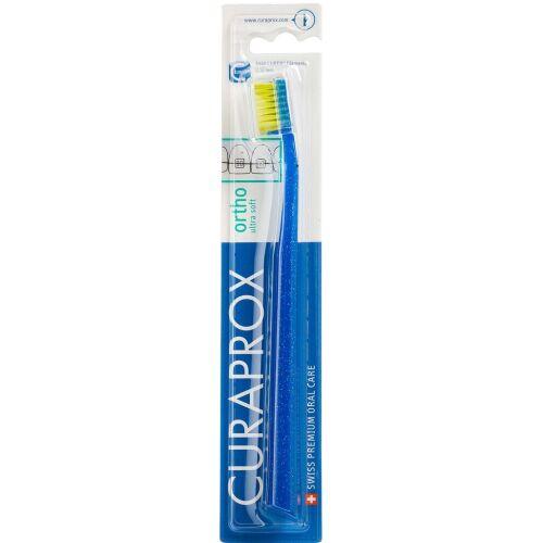 Køb Curaprox Ortho Ultra Soft tandbørste 1 stk. online hos apotekeren.dk