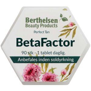 Køb Berthelsen Betafactor tabletter 90 stk. online hos apotekeren.dk